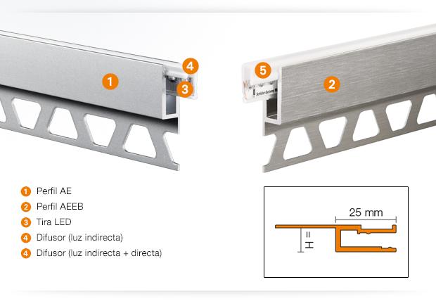 Schlüter®-LIPROTEC-VB